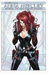 Cover Thumbnail for Warren Ellis' Anna Mercury Artbook: The New Ataraxia Mission (2009 series)  [You Wish]