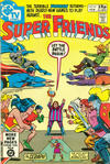 Cover Thumbnail for Super Friends (1976 series) #41 [British Price Variant]