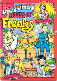 Cover Thumbnail for Dr. Zomb's House of Freaks (Starhead Comix, 1993 series)