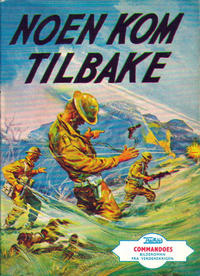 Cover Thumbnail for Commandoes (Fredhøis forlag, 1962 series) #v2#28