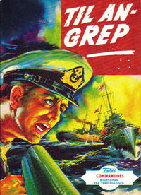 Cover Thumbnail for Commandoes (Fredhøis forlag, 1962 series) #29 [2. årg]