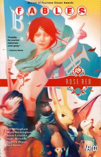 Cover Thumbnail for Fables (DC, 2002 series) #15 - Rose Red