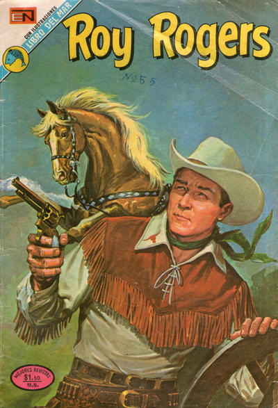 Cover for Roy Rogers (Editorial Novaro, 1952 series) #300
