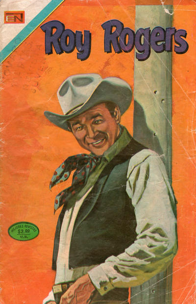 Cover for Roy Rogers (Editorial Novaro, 1952 series) #315