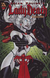 Cover Thumbnail for Brian Pulido's Lady Death: Blacklands (2006 series) #1 [Red Foil]