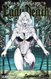 Cover Thumbnail for Brian Pulido's Lady Death: Swimsuit (2005 series) #2005 [Gold Foil]