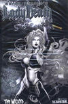 Cover Thumbnail for Lady Death: The Wicked (2005 series) #1/2 [Platinum Foil]