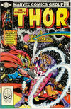 Cover for Thor (Marvel, 1966 series) #322 [Direct]