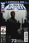 Cover for Marvel Max: The Punisher (Editorial Televisa, 2011 series) #1
