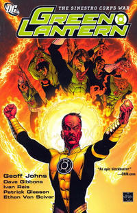Cover Thumbnail for Green Lantern: The Sinestro Corps War (DC, 2009 series) #1