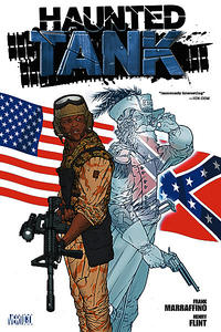 Cover Thumbnail for The Haunted Tank (DC, 2010 series)