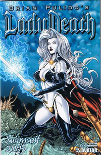 Cover Thumbnail for Brian Pulido's Lady Death: Swimsuit (Avatar Press, 2005 series) #2005 [Commemorative]