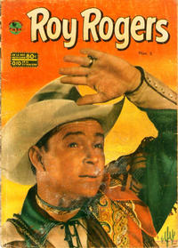 Cover Thumbnail for Roy Rogers (Editorial Novaro, 1952 series) #2