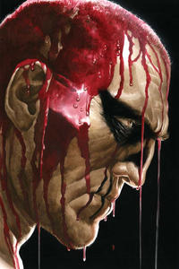 Cover Thumbnail for The Last Phantom (Dynamite Entertainment, 2010 series) #1 [Cover B Virgin Art Retailer Incentive]
