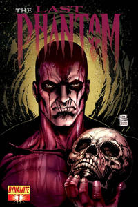 Cover Thumbnail for The Last Phantom (Dynamite Entertainment, 2010 series) #1 [Prado 1-in-10 Chase Cover]