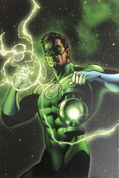 Cover for Absolute Green Lantern: Rebirth (DC, 2010 series)