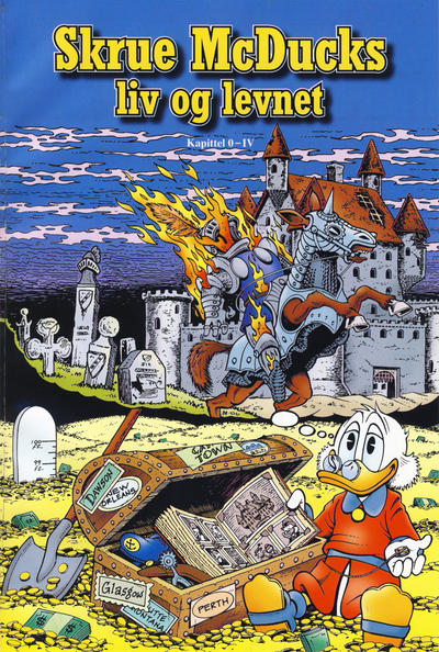 Cover for Bilag til Donald Duck & Co (1997 series) #28/2011
