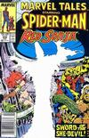 Cover Thumbnail for Marvel Tales (1966 series) #208 [Newsstand]