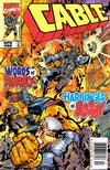 Cover Thumbnail for Cable (1993 series) #66 [Newsstand Edition]