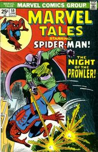 Cover Thumbnail for Marvel Tales (Marvel, 1966 series) #59