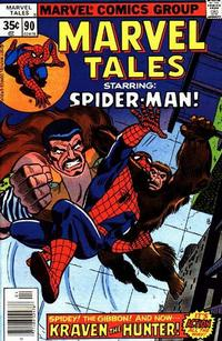 Cover Thumbnail for Marvel Tales (Marvel, 1966 series) #90