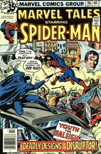 Cover Thumbnail for Marvel Tales (Marvel, 1966 series) #96