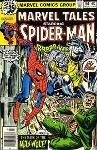 Cover Thumbnail for Marvel Tales (Marvel, 1966 series) #101