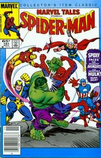 Cover Thumbnail for Marvel Tales (Marvel, 1966 series) #181