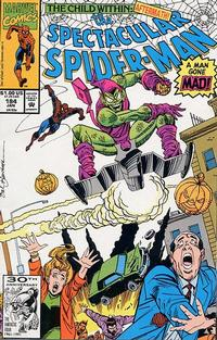 Cover Thumbnail for The Spectacular Spider-Man (Marvel, 1976 series) #184