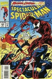 Cover Thumbnail for The Spectacular Spider-Man (Marvel, 1976 series) #202