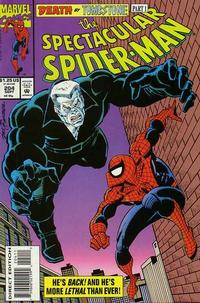 Cover Thumbnail for The Spectacular Spider-Man (Marvel, 1976 series) #204