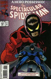 Cover Thumbnail for The Spectacular Spider-Man (Marvel, 1976 series) #208