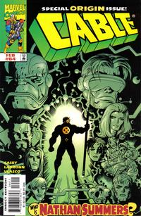 Cover Thumbnail for Cable (Marvel, 1993 series) #64 [Direct Edition]