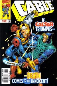 Cover Thumbnail for Cable (Marvel, 1993 series) #70 [Direct Edition]
