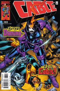 Cover Thumbnail for Cable (Marvel, 1993 series) #83 [Direct Edition]