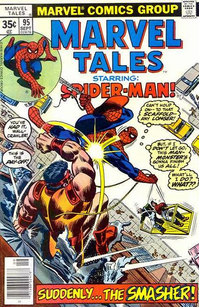 Cover for Marvel Tales (Marvel, 1966 series) #95