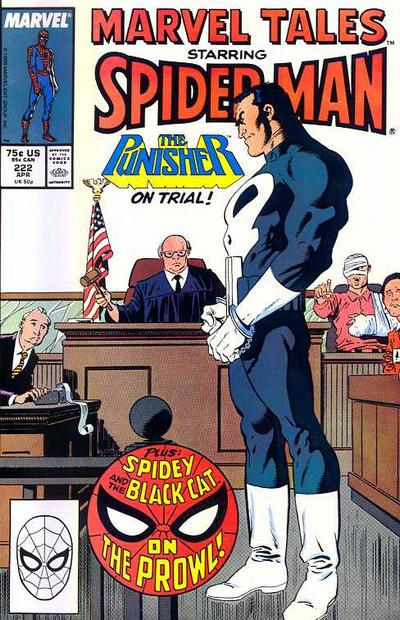 Cover for Marvel Tales (Marvel, 1966 series) #222