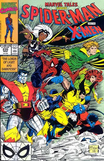 Cover for Marvel Tales (Marvel, 1966 series) #235