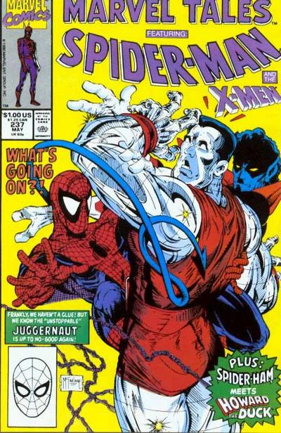 Cover for Marvel Tales (Marvel, 1966 series) #237