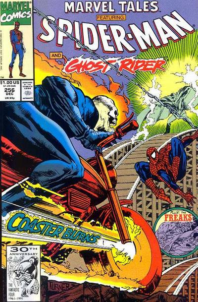 Cover for Marvel Tales (Marvel, 1966 series) #256