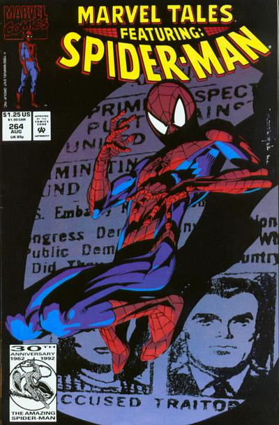 Cover for Marvel Tales (Marvel, 1966 series) #264