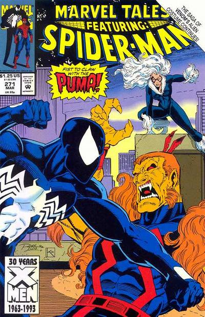 Cover for Marvel Tales (1966 series) #271