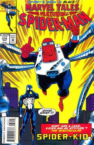 Cover for Marvel Tales (Marvel, 1966 series) #276