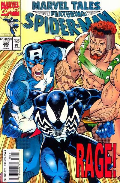 Cover for Marvel Tales (Marvel, 1966 series) #280