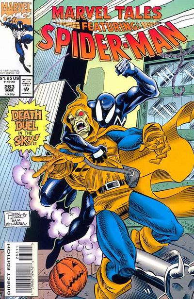 Cover for Marvel Tales (1966 series) #283