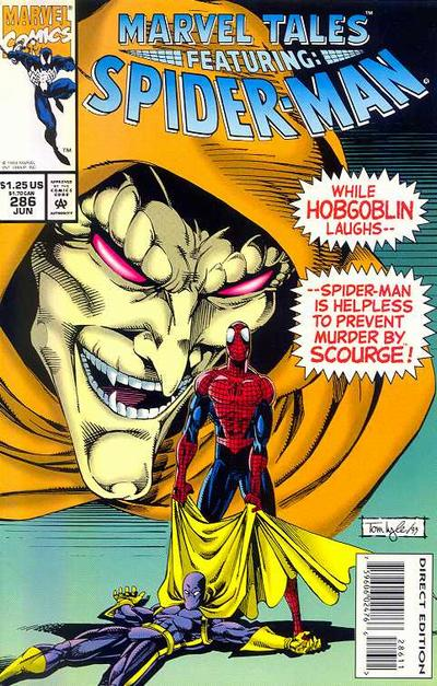 Cover for Marvel Tales (Marvel, 1966 series) #286