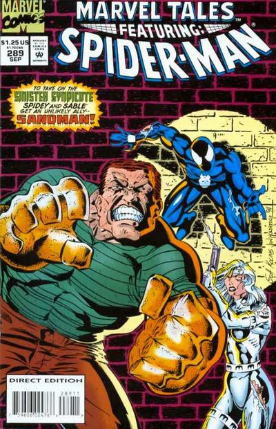 Cover for Marvel Tales (Marvel, 1966 series) #289