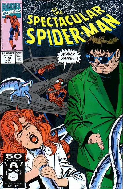Cover for The Spectacular Spider-Man (Marvel, 1976 series) #174