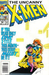 Cover Thumbnail for The Uncanny X-Men (1981 series) #303 [Newsstand Edition]