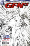 Cover Thumbnail for Gen 13 (2006 series) #1 [Variant B]